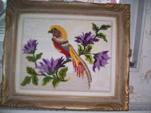 Needlepoint-Embroidered-Crocheted --hand in Ramstein, Germany