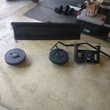 plow for lawnmower tractor universal assembly in Orland Park, Illinois
