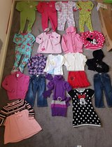 3T Toddler Girls Winter & Spring Clothes Lot A in Fort Campbell, Kentucky