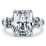 ***BRAND NEW***7 CTTW Radiant Cut CZ Solitaire Engagement Ring***SZ9 in The Woodlands, Texas