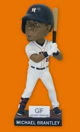 "Houston Astros ""Michael Brantley"" Bobblehead - New in Box - Call Now! in Baytown, Texas"