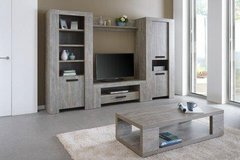 United Furniture - Einhoven Entertainment - in 2 colors - including delivery. in Heidelberg, GE