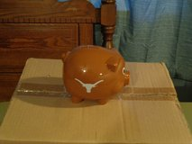 University of Texas Piggy Banks in Fort Campbell, Kentucky