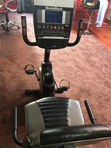 NordicTrack Exercise Bike in Orland Park, Illinois