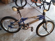 Kid's 20 inch Mongoose bike (Blue) in Westmont, Illinois