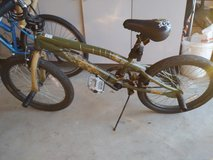 Kid's 20 inch Mongoose bike (green) in Westmont, Illinois