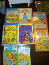 Arthur books in The Woodlands, Texas