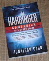 The Harbinger Companion with Study Guide Soft Cover Book in Morris, Illinois