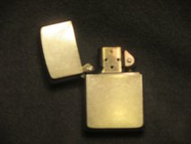 Zippo A 04 Lighter - chrome in Glendale Heights, Illinois
