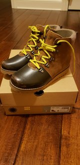 New Uggs boys shoes (size 3) in Orland Park, Illinois