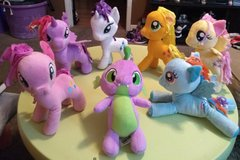 My Little Pony Plush Set in Clarksville, Tennessee