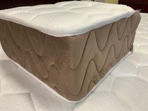 United Furniture - US Size Air Comfort Silver Queen Size Mattress in Spangdahlem, Germany