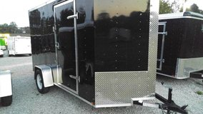 6' X 12' SA Enclosed Trailer in Fort Campbell, Kentucky
