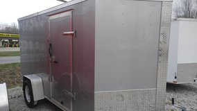 "6' X 12' X 6'6"" enclosed trailers in Fort Campbell, Kentucky"