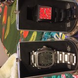 Two reactor watches like new in Fort Benning, Georgia