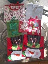 Christmas bags in Bolingbrook, Illinois
