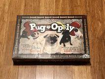 Brand New Pug Monopoly Game Pugopoly Sealed in Travis AFB, California