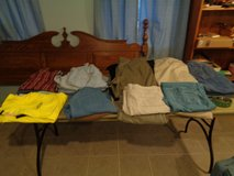 Large Lot of Men's Clothing in Fort Campbell, Kentucky