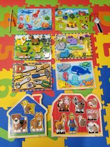 Melissa and Doug puzzles in Yorkville, Illinois