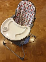 High Chair Kids Polini - rarely used in Ramstein, Germany