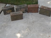 5 Ammo Boxes in Chicago, Illinois
