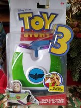 Buzz lightyear space scope new in Naperville, Illinois