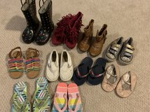 Girls shoes size 11 in Westmont, Illinois