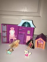 Polly Pocket Primp'n Pets Playset in Naperville, Illinois