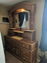 Lighted Dresser in Fort Campbell, Kentucky