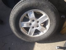 Jeep rims in Fort Leonard Wood, Missouri