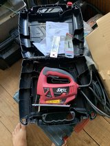 SKIL 4380 Orbital Jigsaw 3.7 amp Variable Speed w/hard case in Okinawa, Japan