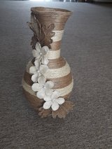 Beautiful vase home made in Ramstein, Germany