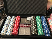 300 pc poker set in Spangdahlem, Germany