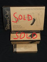 Pampered Chef  Cutlery Hone Slightly used in Plainfield, Illinois