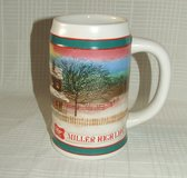 Miller High Life Ceramic Holiday Beer Stein in Westmont, Illinois