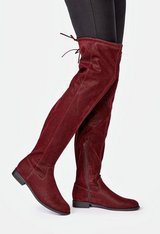 #1 Maroon Thigh High Boots in Alamogordo, New Mexico