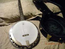 Deering Sierra Banjo in Houston, Texas