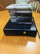 Xbox 360 Slim no controller in Plainfield, Illinois