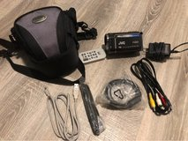 Camcorder JVC w/case in Spangdahlem, Germany