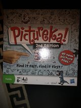 Pictureka Family Game Board in Ramstein, Germany