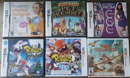 Nintendo DS $8 each & 3DS $10 each in Clarksville, Tennessee