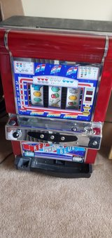 Game Room Poker Machine, with tokens in Bolingbrook, Illinois