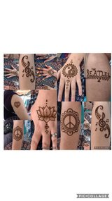 Hire Henna Artist for kids /Teen Birthday party in Cleveland, Texas