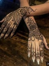 Henna tattoos FUN for everyone in Kingwood, Texas
