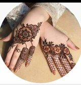 Henna party in Cleveland, Texas