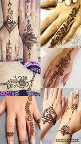 Henna Body Art in Tomball, Texas