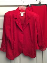 Red Dress  sz 18 in Naperville, Illinois