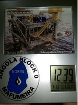 Offshore Rig – Battery Op. Clock/Calendar in Houston, Texas