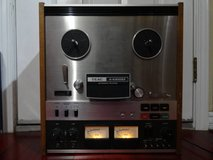 VINTAGE TEAC A-4300SX AUTOMATIC REVERSE REEL TO REEL TAPE DECK in Travis AFB, California
