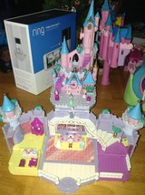 Polly Pocket Disney The Cinderella Castle Mini Tiny Collection in Chicago, Illinois